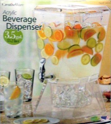 CREATIVEWARE 飲料ディスペンサー