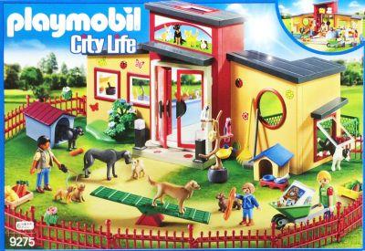 PLAYMOBIL ASSORTMENT ペットホテル 9275 プレイモービル City Life