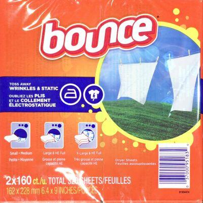 Baunce(バウンス) ドライヤーシート 乾燥機用柔軟材