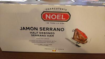 NOEL 骨無しハモンセラーノ