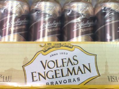 VOLFAS ENGELMAN ウォルファスエンゲルマン ノンアルコールビール