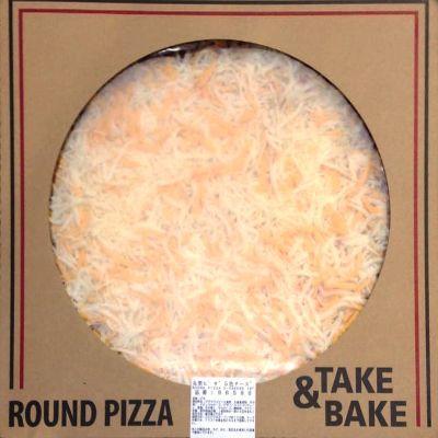 カークランド テイクベイク 丸型ピザ 5色チーズ