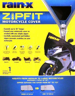 (名無し)さん[1]が投稿したRAIN-X ZIPFIT レインエックス ジップフィットバイクカバーの写真