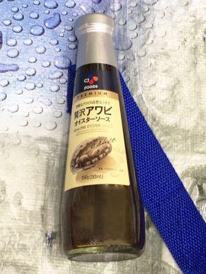 CJジャパン 贅沢アワビオイスターソース