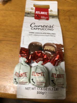 CUNEESI クネージ ジャンドゥーヤ ミルクチョコレート プラリネ