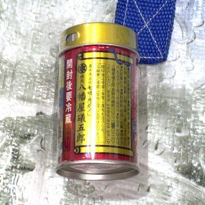 (名無し)さん[3]が投稿した八幡屋礒五郎 七味ミディアム缶の写真