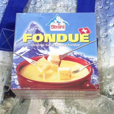STRAHL シュトレール チーズフォンデュ