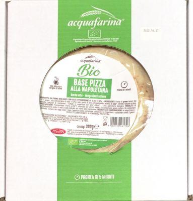 ACQUAFARINA アクアファリーナ オーガニック ピザクラスト
