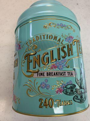 New English Teas トラディショナルイングリッシュティー