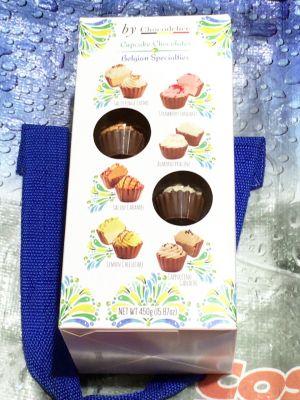 イクス カップケーキチョコレート ベルギースペシャル 450g