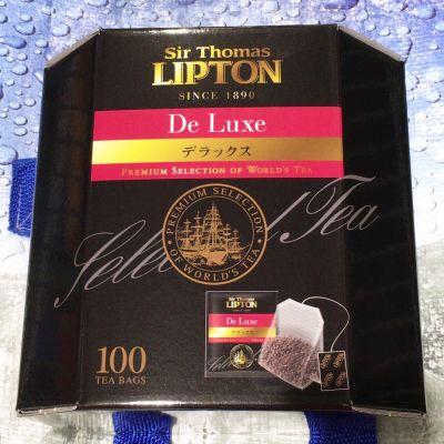 SIR THOMAS LIPTON サートーマスリプトン アルミティーバッグ