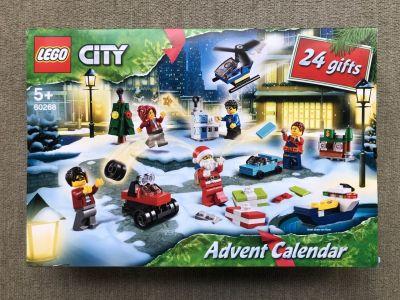 LEGO #60268 CITY アドベントカレンダー