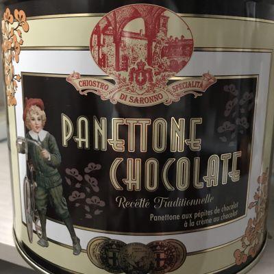 SARONNO サローノ チョコチップ パネトーネ