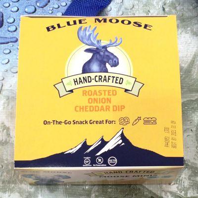 Blue Moose ブルームース 焦がし玉ねぎとチェダーチーズ