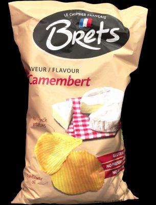 BRETS ブレッツ ポテトチップス カマンベールチーズ味