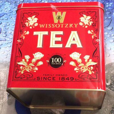 WISSOTZKY TEA ヴィソツキーティー ティーギフトセット
