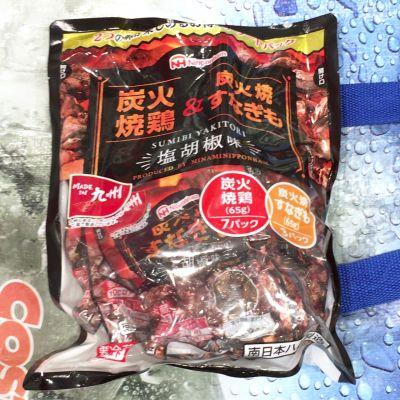 日本ハム 炭火焼鶏&炭火焼すなぎも アソートパック