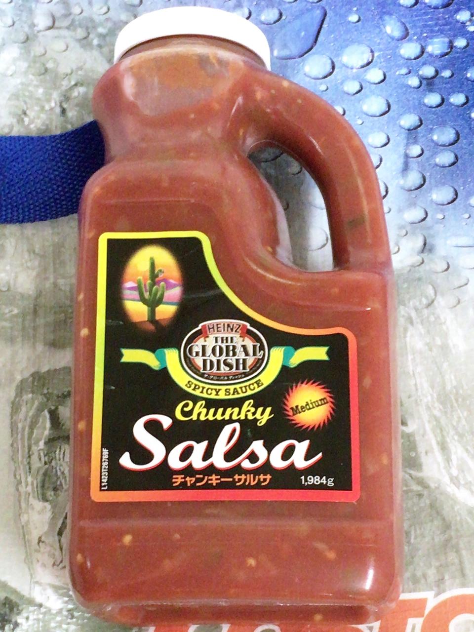 ソース サルサ