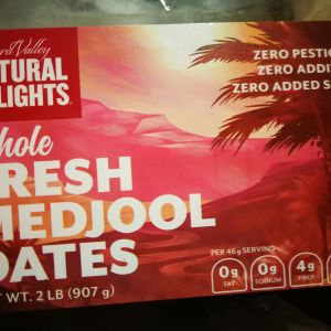 Sun Date CALIFORNIA MEDJOOL DATES (デーツ)