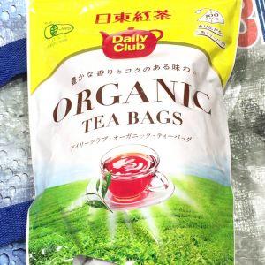 日東紅茶 デイリークラブ オーガニックティーバッグ