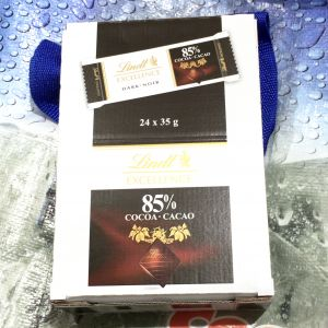 LINDT リンツ エクセレンス 86%カカオ チョコレート