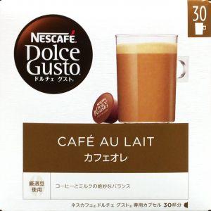 NESCAFE ネスカフェ ドルチェグスト 専用カプセル カフェオレ
