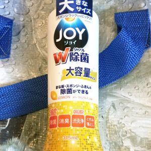 P&G JOY 除菌ジョイ コンパクト 食器用洗剤 スパークリングレモンの香り