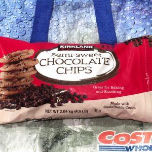 カークランド チョコレートチップ
