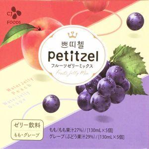 CJ PETITZEL ウォーターゼリー 2種アソート
