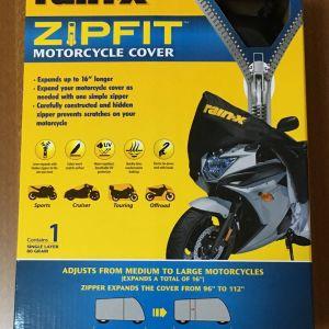 RAIN-X ZIPFIT レインエックス ジップフィットバイクカバー