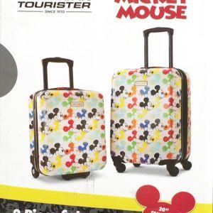 アメリカンツーリスター ディズニースーツケース 2PC
