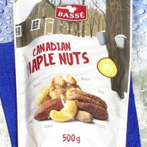BASSE カナディアンメープルナッツ