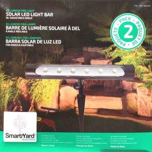 ALPAN LED ソーラーバーライト