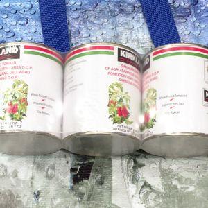 カークランド サンマルツァーノ ホールトマト D.O.P