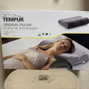 TEMPUR(テンピュール) テンピュール ミレニアムネックピロー Mサイズ