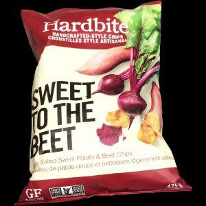 HARDBITE ハードバイト スイートポテト&ビート チップス(sweet to the beet)