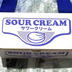雪印メグミルク サワークリーム