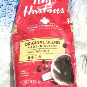 TIM HORTONS ティムホートンズ オリジナルブレンドコーヒー 粉