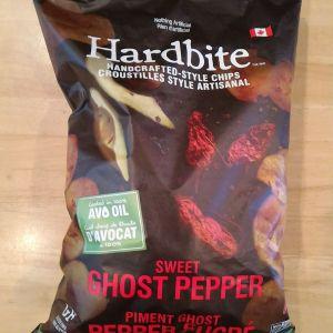 HARDBITE ハードバイト アボカドオイルスウィートゴーストペッパーチップス