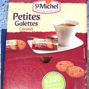 St Michel サンミッシェル グランドガレット/プチガレット チョコチップ/プチガレット キャラメル