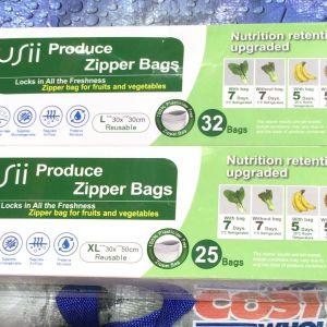 USii ジッパーバック 鮮度ジッパー型保持袋