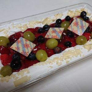 カークランド ホリデーフルーツ フロマージュケーキ