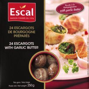 ESCAL エスカルゴのガーリックバター詰め