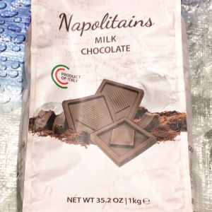 ATLANTE アトランテ ミルクチョコレート ナポリタン