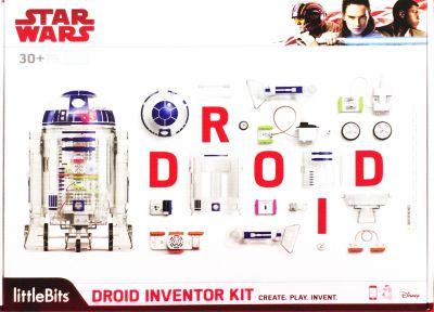 LITTLEBITS リトルビット スターウォーズ R2-D2 ドロイドキット