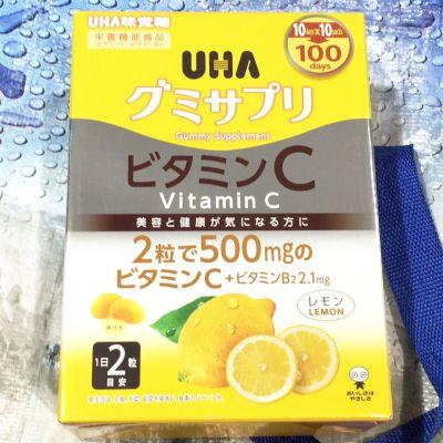 UHA味覚糖 グミサプリ ビタミンC