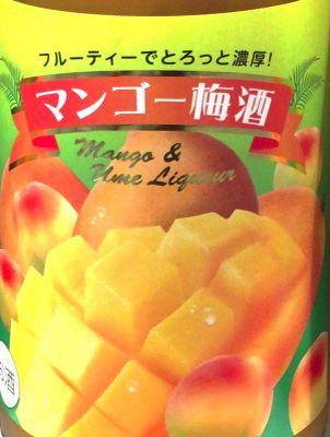中田食品 マンゴー梅酒