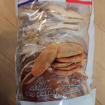 (名無し)さん[3]が投稿したLemarie Patissier フレンチミニパンケーキ 1袋2枚入 X 25袋 約1㎏の写真