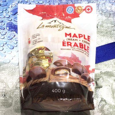 LAMONTAGNE ラモンターニュ メープルバイツ チョコレート