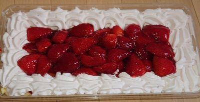 (名無し)さん[7]が投稿したカークランド ストロベリーマスカルポーネケーキの写真